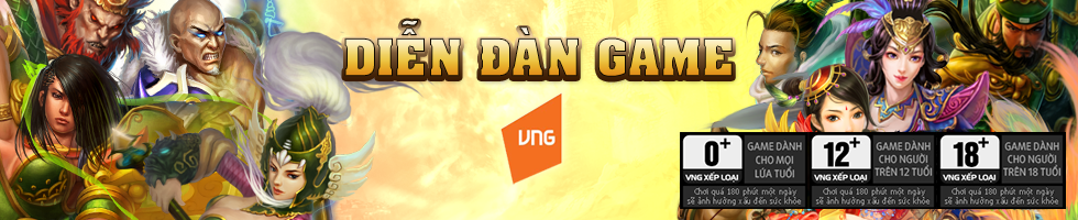 Diễn đàn Game - powered by Zing Game