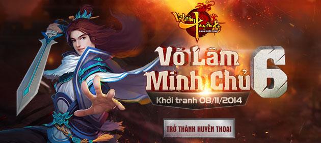 Võ Lâm Minh Chủ 6